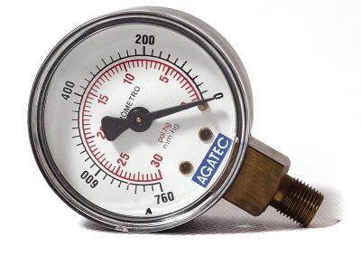 Vacuômetro 50mm